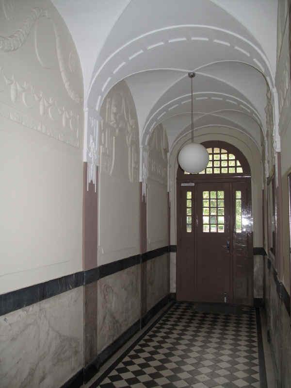 Treppenhaus Inidia